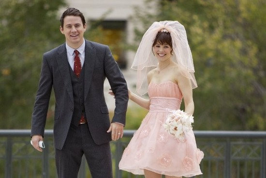wedding movies for brides The Vow Rachel McAdams Channing Tatum 2