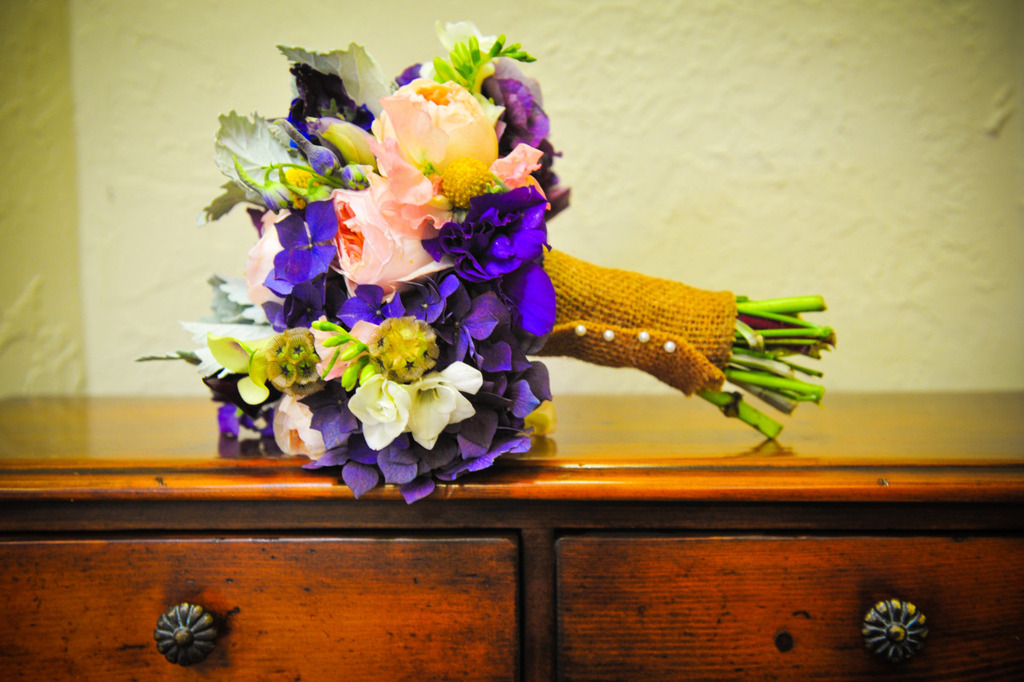 Bright-wedding-flowers-bridal-bouquet-deep-purple-hydrangeas-pink-peonies.full