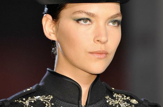 WEDDING HAIR MAKEUP INSPIRATION BRIDAL BEAUTY FALL 2012 Jason Wu