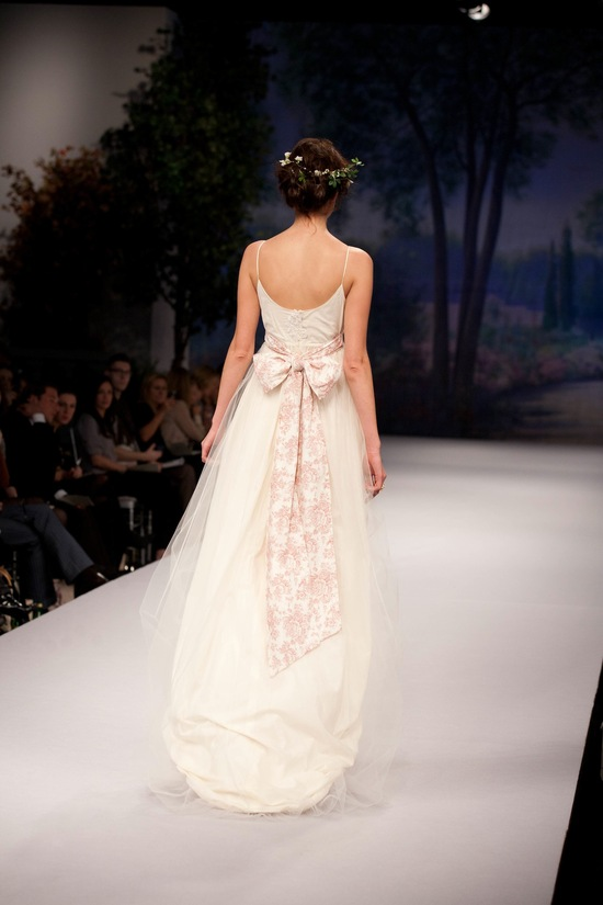 spring 2012 wedding dress claire pettibone amelie