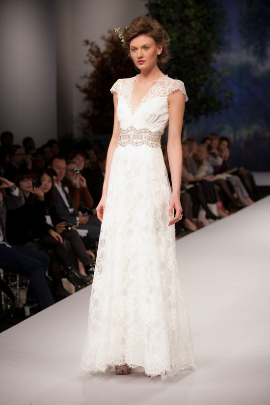 spring 2012 wedding dress claire pettibone brigitte