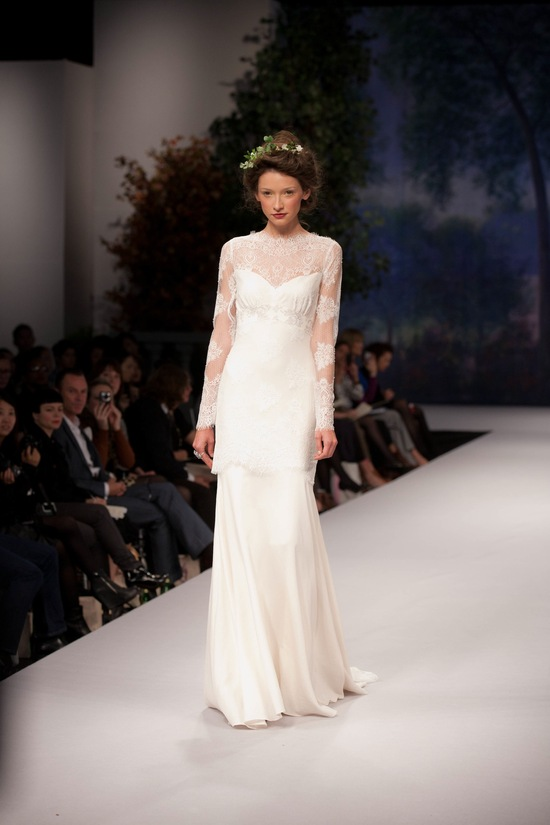 spring 2012 wedding dress claire pettibone mademoiselle