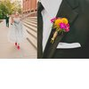 Magenta-bridal-boots-christian-louboutin-handsome-groom-black-suit.square