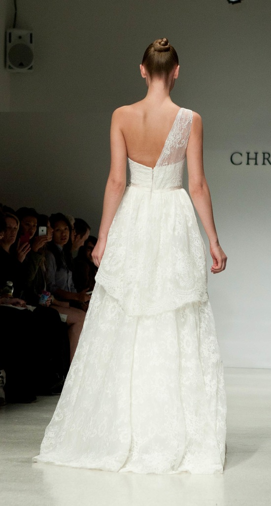 2012 wedding dress christos bridal gowns Fiona