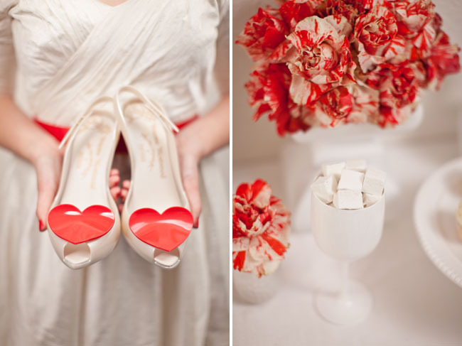 Valentines-day-wedding-inspiration-ivory-red-wedding-shoes-reception-centerpiece.full