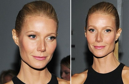 gwenyth paltrow 2012 grammys wedding hair makeup inspiration