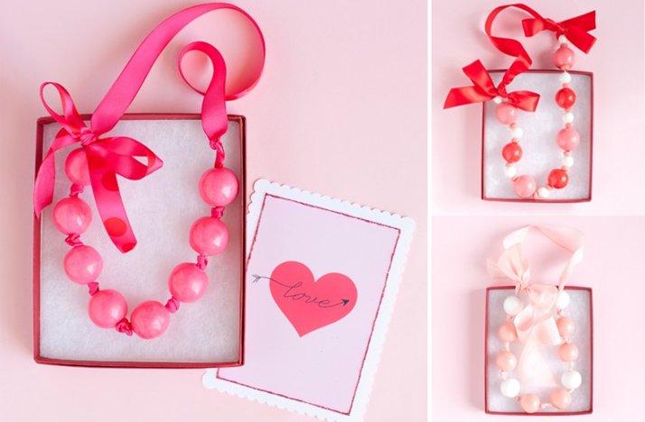 Подарок своими руками на день святого валентина подруге
