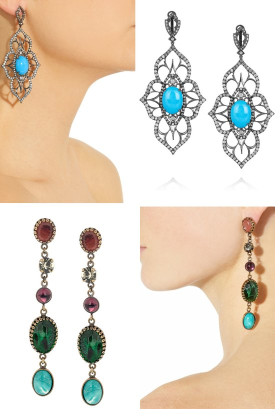 photo of Drop earrings