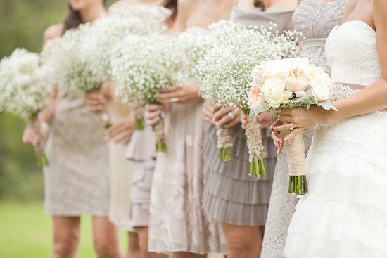 photo of Unique 2012 Bridesmaids Dresses