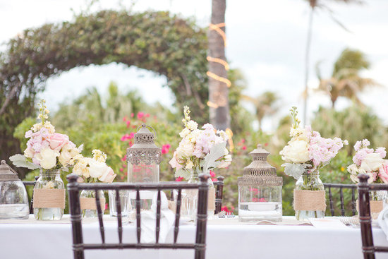romantic wedding themes outdoor wedding pastels spring summer reception tablescape