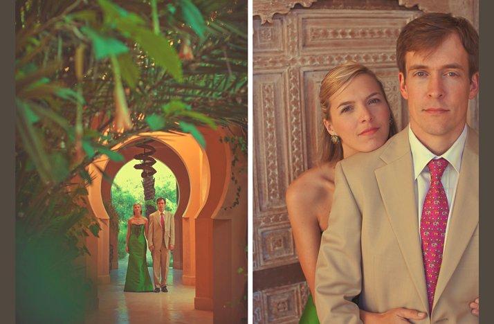 Desert-wedding-offbeat-wedding-style-casual-bride-in-green-wedding-dress.full