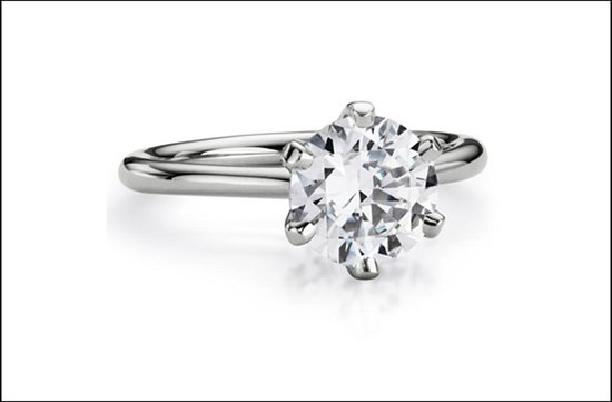 most popular engagement rings 2011 blue nile solitaire
