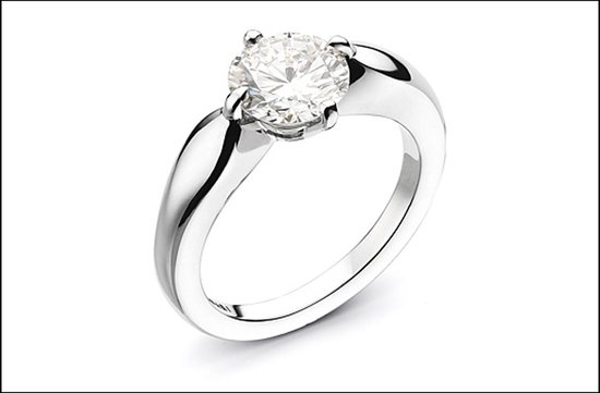 bulgari engagement ring most popular 2011