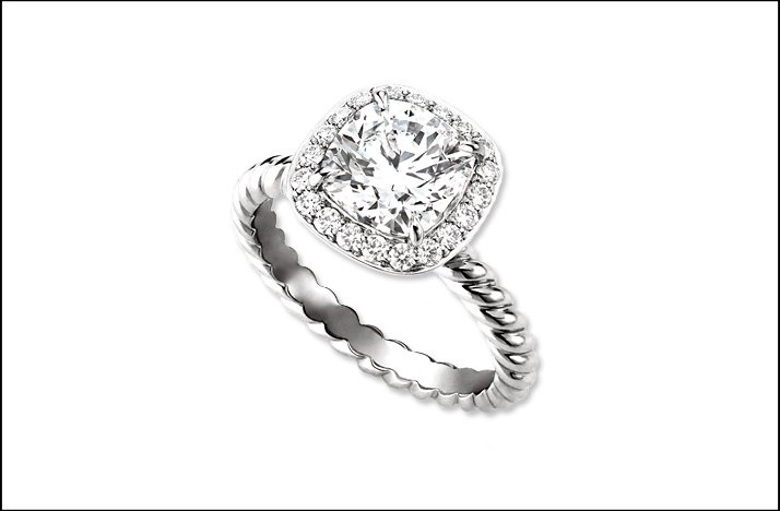 david yurman engagement ring - David Yurman Wedding Rings