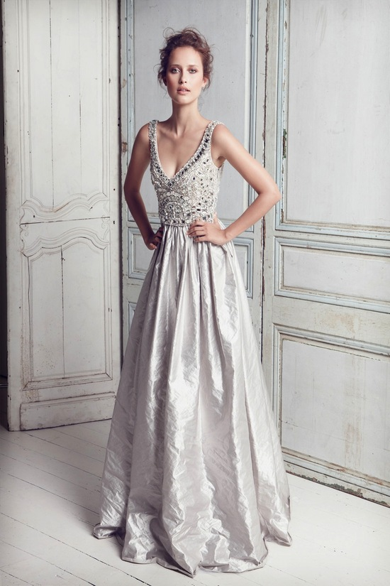 collette dinnigan wedding dress 2012 bridal gowns 1