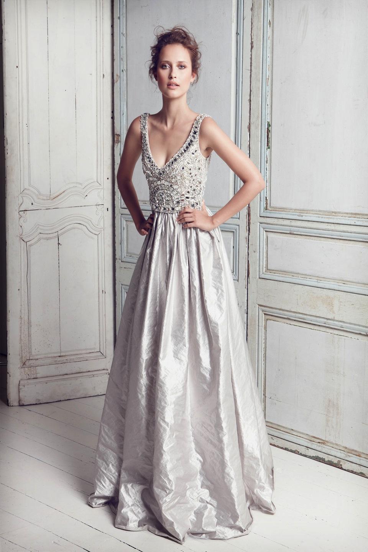 collette dinnigan wedding dress 2012 bridal gowns 1 ...