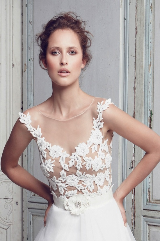 collette dinnigan wedding dress 2012 bridal gowns 4