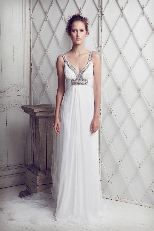 collette dinnigan wedding dress 2012 bridal gowns 9 ...
