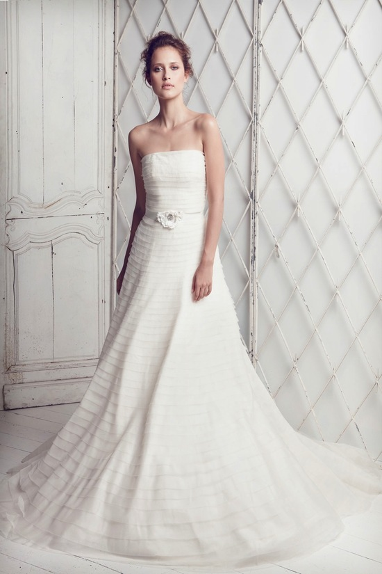 photo of collette dinnigan wedding dress 2012 bridal gowns 14