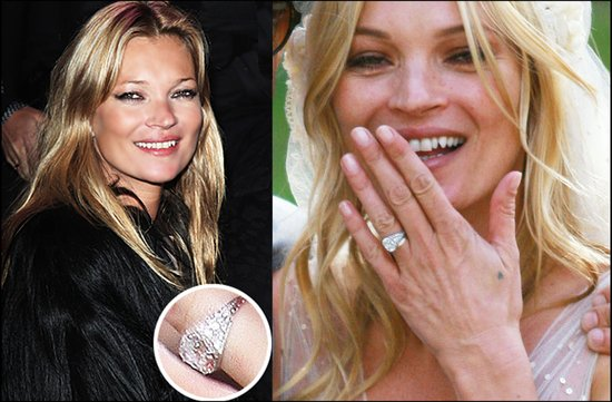 kate moss engagement ring celeb engagements