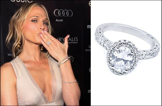 molly sims engagement ring 2012 celeb engagments