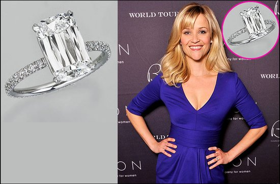 photo of Blingin' Celebrity Engagement Rings