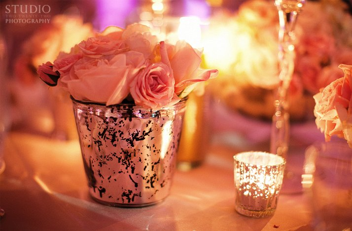 Simple-wedding-centerpieces-pink-roses.full
