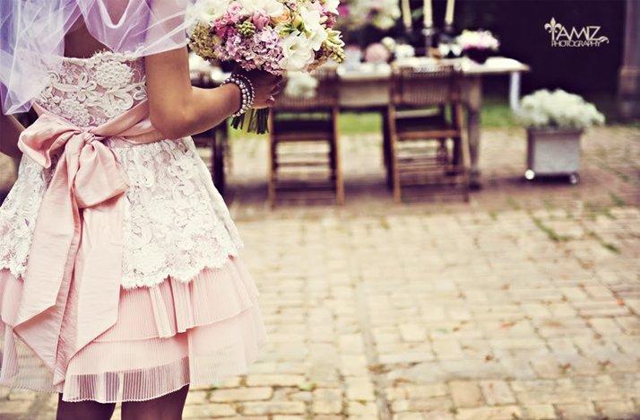 Pink-wedding-reception-dress-lace.full