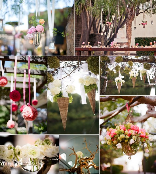 wedding flowers that float ceremony reception centerpieces