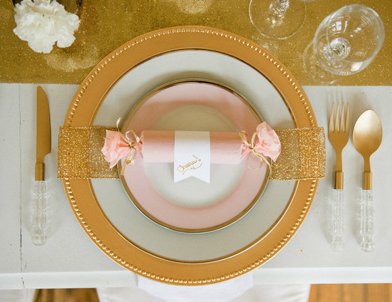photo of Pretty Pink Wedding Inspiration