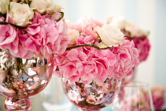 photo of 15 Stunning Wedding Reception Centerpieces