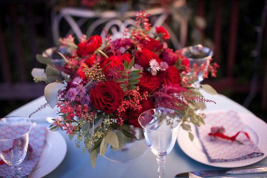 photo of 15 Stunning Wedding Reception Centerpieces
