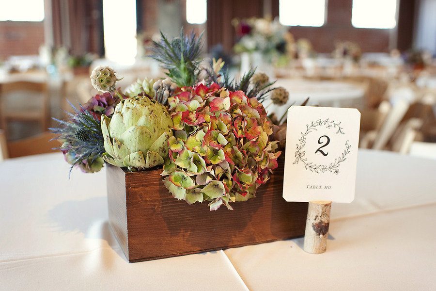 Stunning-wedding-centerpiece-simple-black-white-table-numbers.full