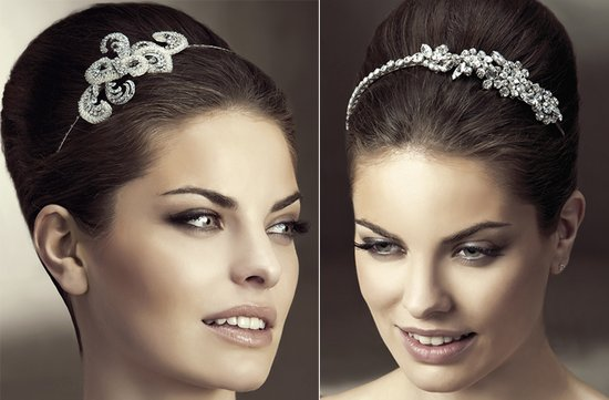 pronovias wedding hair accessories 1