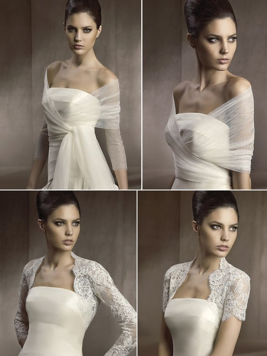 2012 wedding accessories wedding dress shawls caplets lace sheer