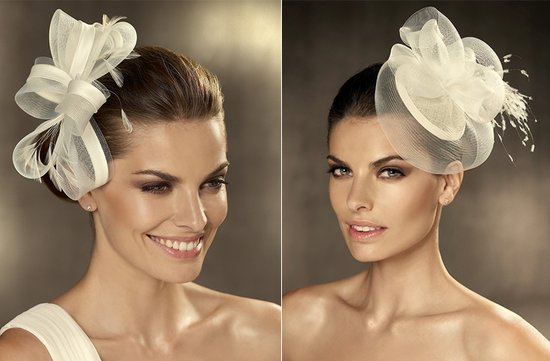 wedding accessories 2012 pronovias bridal hair pieces
