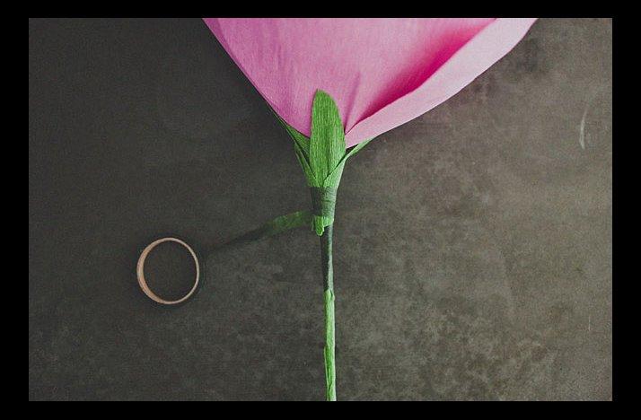 Diy-wedding-project-paper-wedding-flowers-bridal-bouquet-step-8.5.full