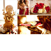 Multi-cultural-weddings-indian-bride-red-ivory-wedding-flowers.square