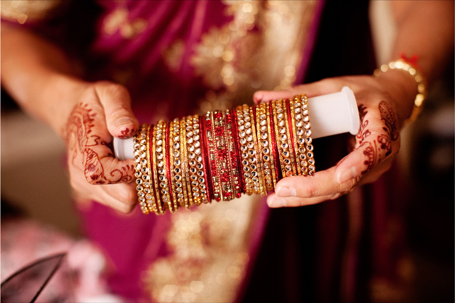 Multi-cultural-weddings-indian-bride-bridal-bangles-jewelry.original