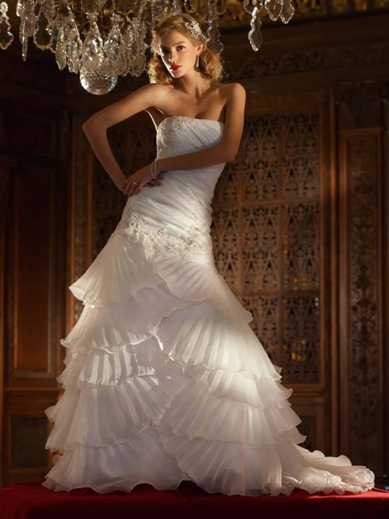 spring 2012 wedding dress galina signature bridal gowns swg473