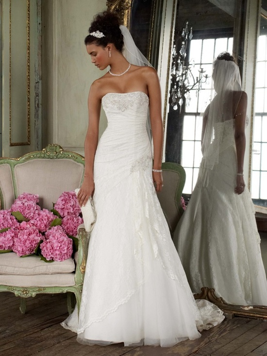 spring 2012 wedding dress davids bridal gowns yp3344