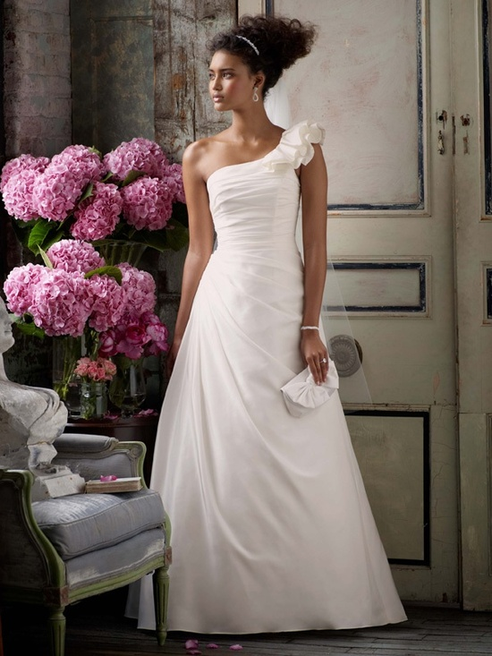 spring 2012 wedding dress davids bridal gowns wg3327