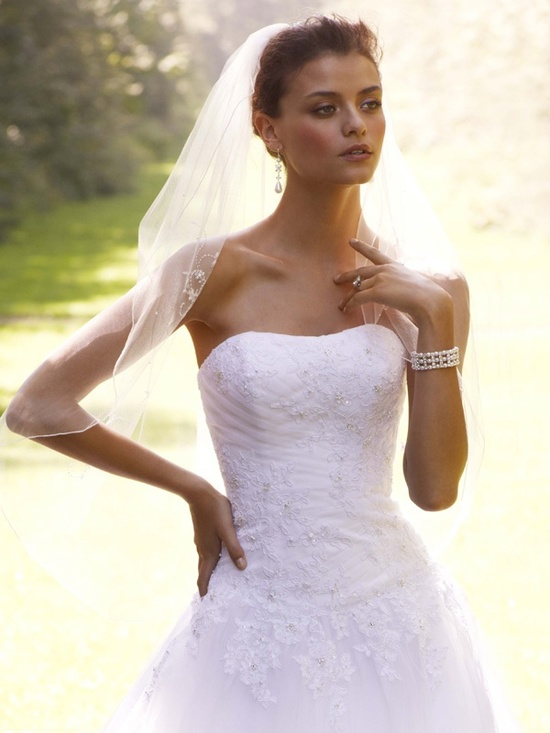 spring 2012 wedding dress davids bridal gowns wg3316
