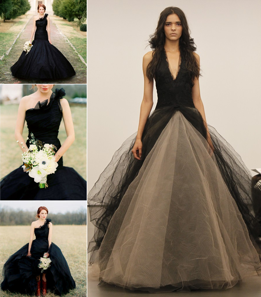 Non white wedding dresses vera wang romona keveza for Where to buy vera wang wedding dresses