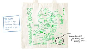 photo of Wedding Guest Welcome Bags from Maptote
