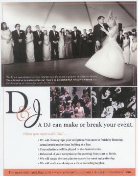 photo of D & J DJ Service