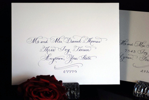 photo of A Touch of Ink Calligraphy