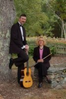 Two Of  Us flute and guitar duo