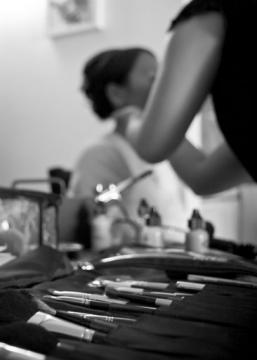 photo of Alaine Handa - Make up artist