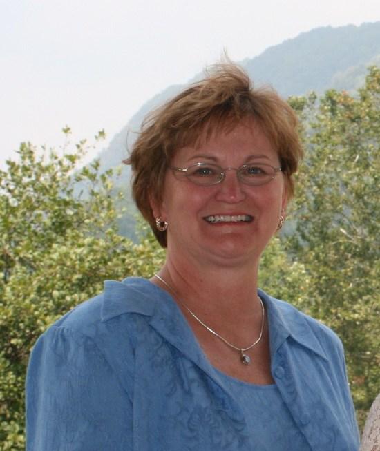 photo of Rev. Victoria Hutchins